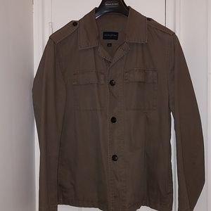 Banana Republic army jacket